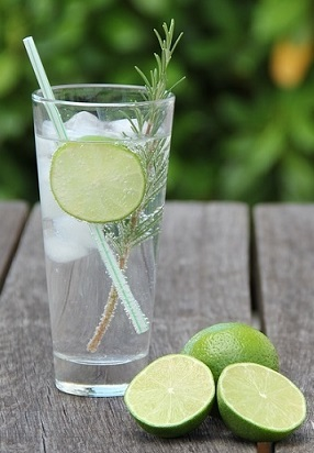 SissiS Pfirsich-Limetten-Tonic